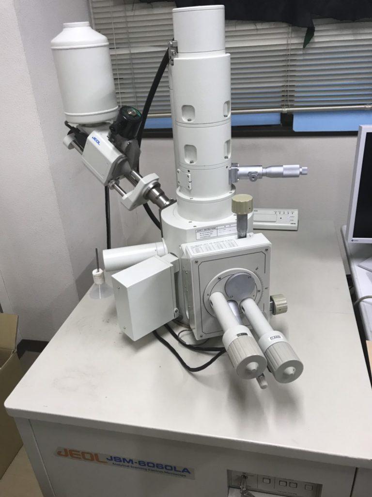 SEM(Scanning Electron Microscopy)