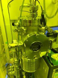 通電加熱装置 (Joule heating machine)